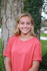 Julia Amato '19, Valedictorian for MICDS Class of 2019